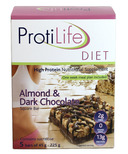 ProtiLife Almond & Dark Chocolate Bars