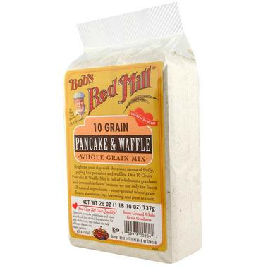 Bob\'s Red Mill 10 Grain Pancake and Waffle Mix