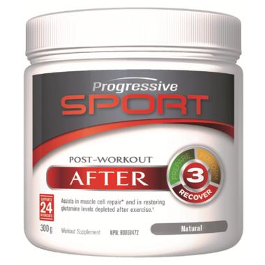 Progressive Sport Post-Workout Supplement