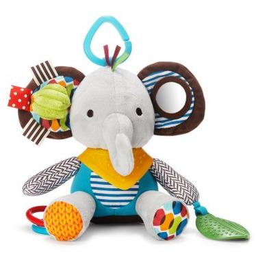 Skip Hop Bandana Buddies Activity Animals Ellie The Elephant