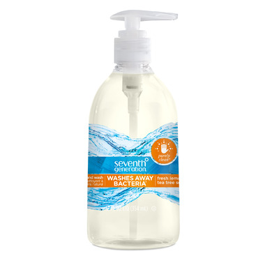 Seventh Generation Hand Wash Purely Clean