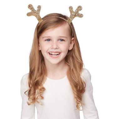 Mud Pie Christmas Dazzle Headband Reindeer