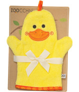 Zoocchini Bath Mitt Puddles the Duck
