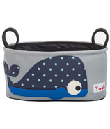3 Sprouts Stroller Organizer Whale