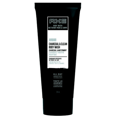 Axe Charcoal & Clean Body Wash