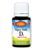 Carlson Super Daily D3 Drops