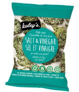 Kaley's Kale Chips Salt & Vinegar Flavour