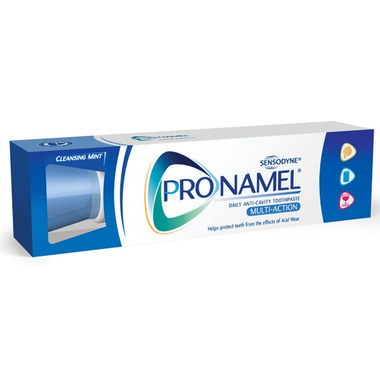 Sensodyne ProNamel Multi-Action Toothpaste