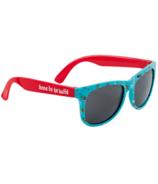 Little Blue House Kids Plastic Sunglasses Treasure Island