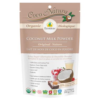 Ecoideas Coco Natura Organic Coconut Milk Powder