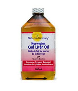 Nature's Harmony Norwegian Cod Liver Oil Cherry Flavour