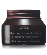 100% Pure Multi-Vitamin + Antioxidants Ultra Rich PM Treatment