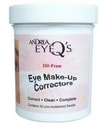 Andrea Eye Q's Eye Make-Up Correctors