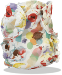 Applecheeks Swim Diaper Whirl'd Peace