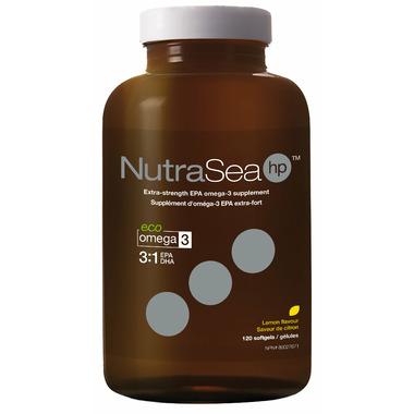 NutraSea hp Extra-Strength EPA Omega-3 Softgels