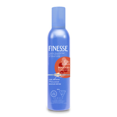 Finesse Curl Define Mousse