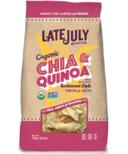 Late July Organic Chia & Quinoa Restaurant Style Tortilla Chips