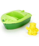 Green Toys Sport Boat Green