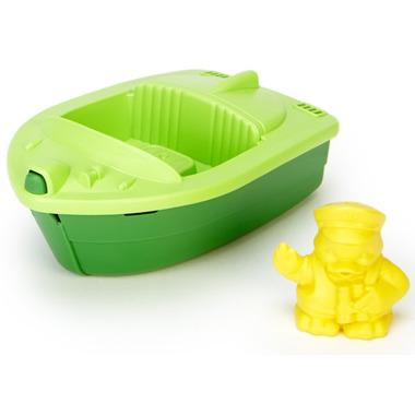 Green Toys Sport Boat Green