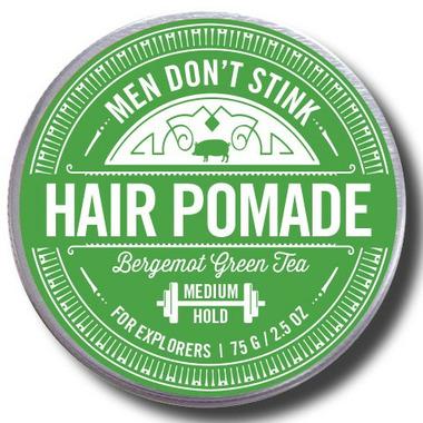 Walton Wood Farm Men Don\'t Stink Hair Pomade Medium