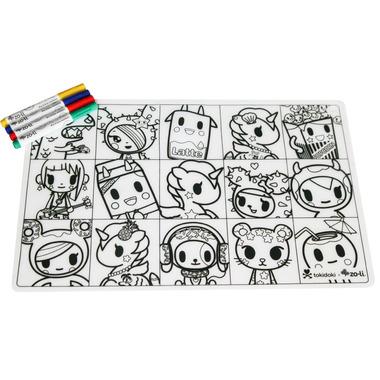 Zoli TokiMATTIES Character Squares
