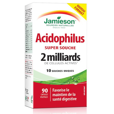 Jamieson Super Strain Acidophilus