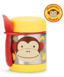 Skip Hop Zoo Insulated Food Jar Monkey