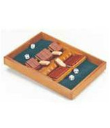 Double Sided 9 Number Shut the Box Game