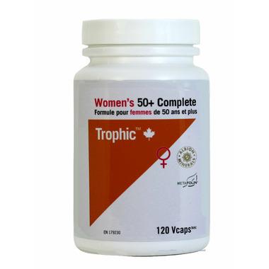 Trophic Women\'s 50+ Complete Multivitamin & Mineral Formula