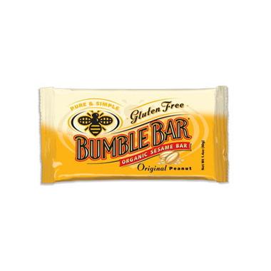 Bumble Bar Organic Energy Bars