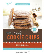 HannahMax Crunchy Cookie Chips Cinnamon Sugar