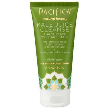 Pacifica Kale Juice Cleanse AHA Surface Overhaul Mask