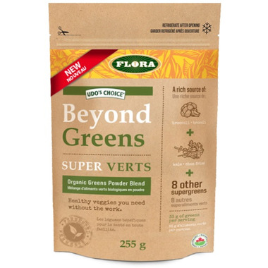 Udo\'s Choice Beyond Greens Organic Greens Powder Blend