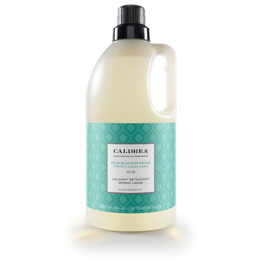 Caldrea Laundry Detergent Pear Blossom Agave