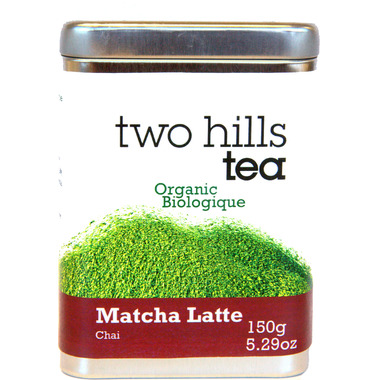 Two Hills Tea Organic Matcha Chai Latte Mix