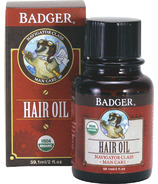 Badger Hair Oil For Men