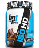BPI Sports ISO HD Protein Chocolate Brownie