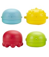 Ubbi Squeeze and Switch Bath Toys