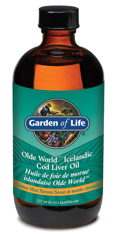 Buy Garden Of Life Olde World Icelandic Cod Liver Oil At Free Shipping 35 In Canada
