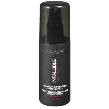 L\'Oreal Paris Infallible Pro-Spray & Set Makeup Extender Setting Spray