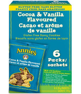 Annie's Homegrown Cocoa & Vanilla Bunny Cookies