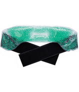 Therawell Headache Relief Gel Bead Wrap in Teal