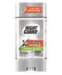 Right Guard Total Defense 5 Power Gel Antiperspirant Fresh Blast