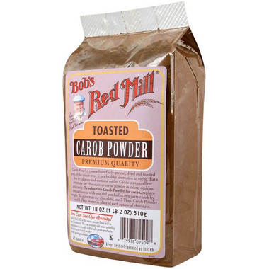 Bob\'s Red Mill Toasted Carob Powder