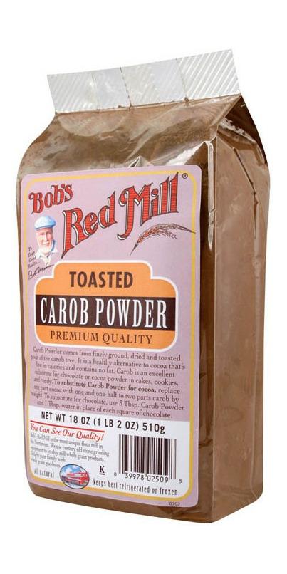 Where to buy carob powder