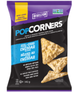 PopCorners Feel-Good Cheddar Corn Chips