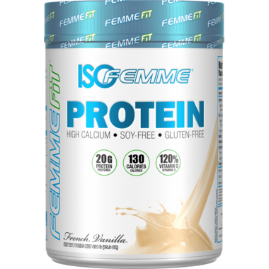 Isofemme Protein Smoothie French Vanilla