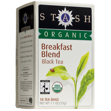 Stash Organic Breakfast Blend Black Tea
