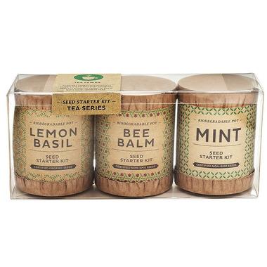 Modern Sprout Kraft Seed Starter Tea Series