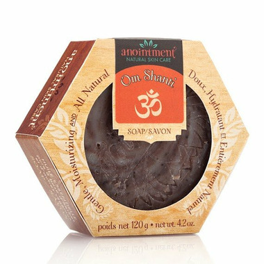Anointment Natural Skin Care Handcrafted Soap Om Shanti